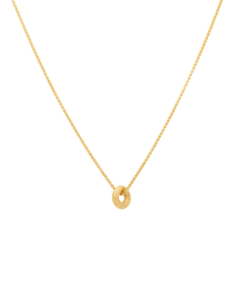 Giza Necklace Goldplated