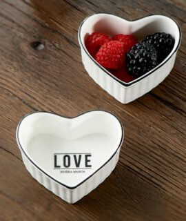 Love To Bake Bowl 2 Pcs Riviera Maison